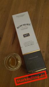 Bowmore Single Malt Whisky No.1