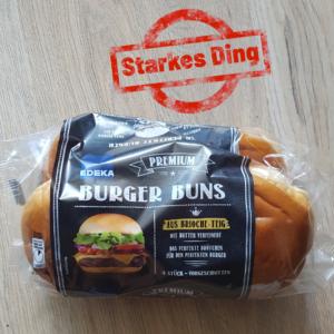Burger Buns von Edeka