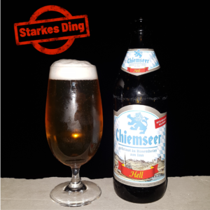Read more about the article Chiemseer Helles – Bier