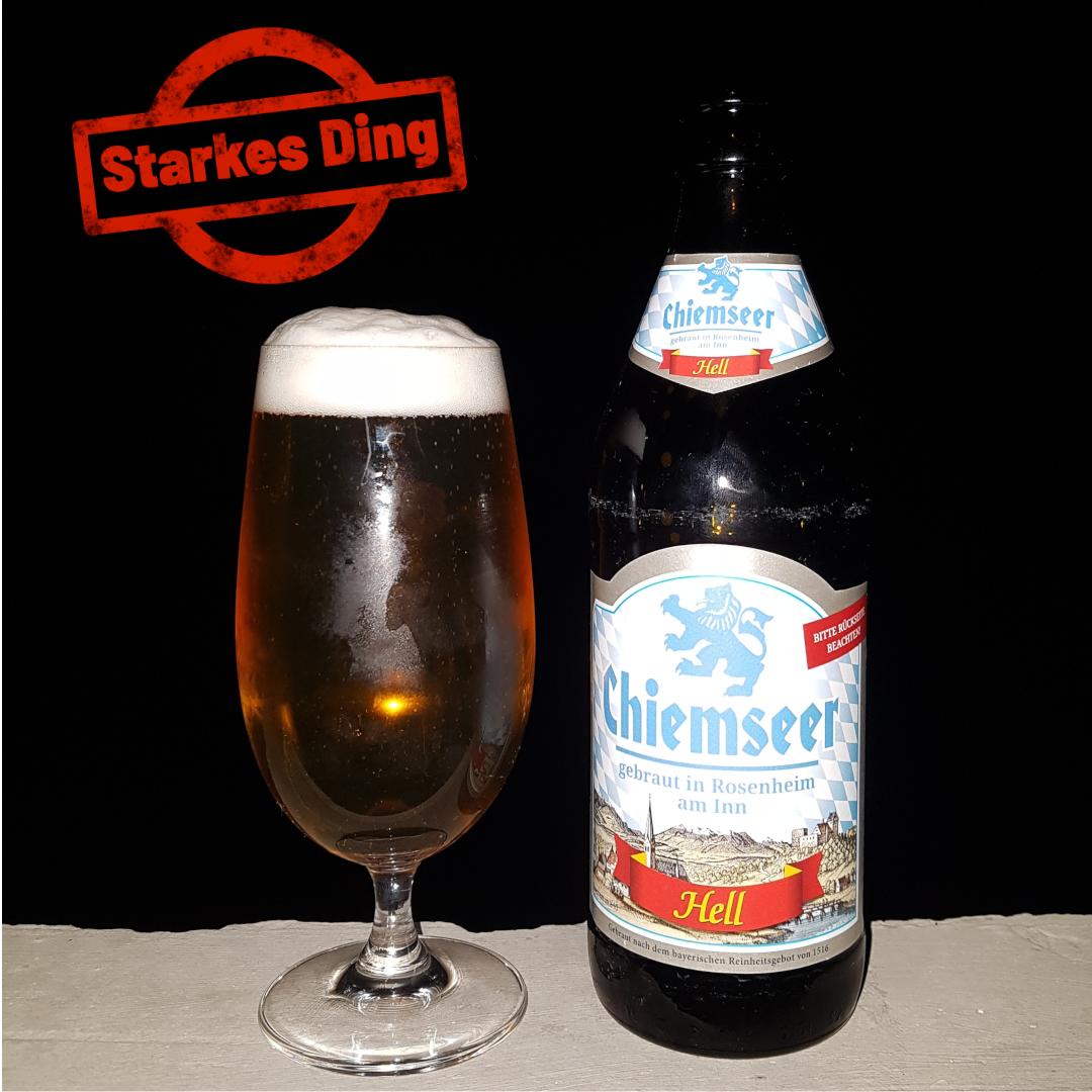 Chiemseer Helles – Bier