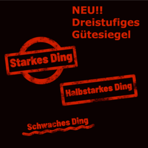 Read more about the article StarkesDing Gütesiegel