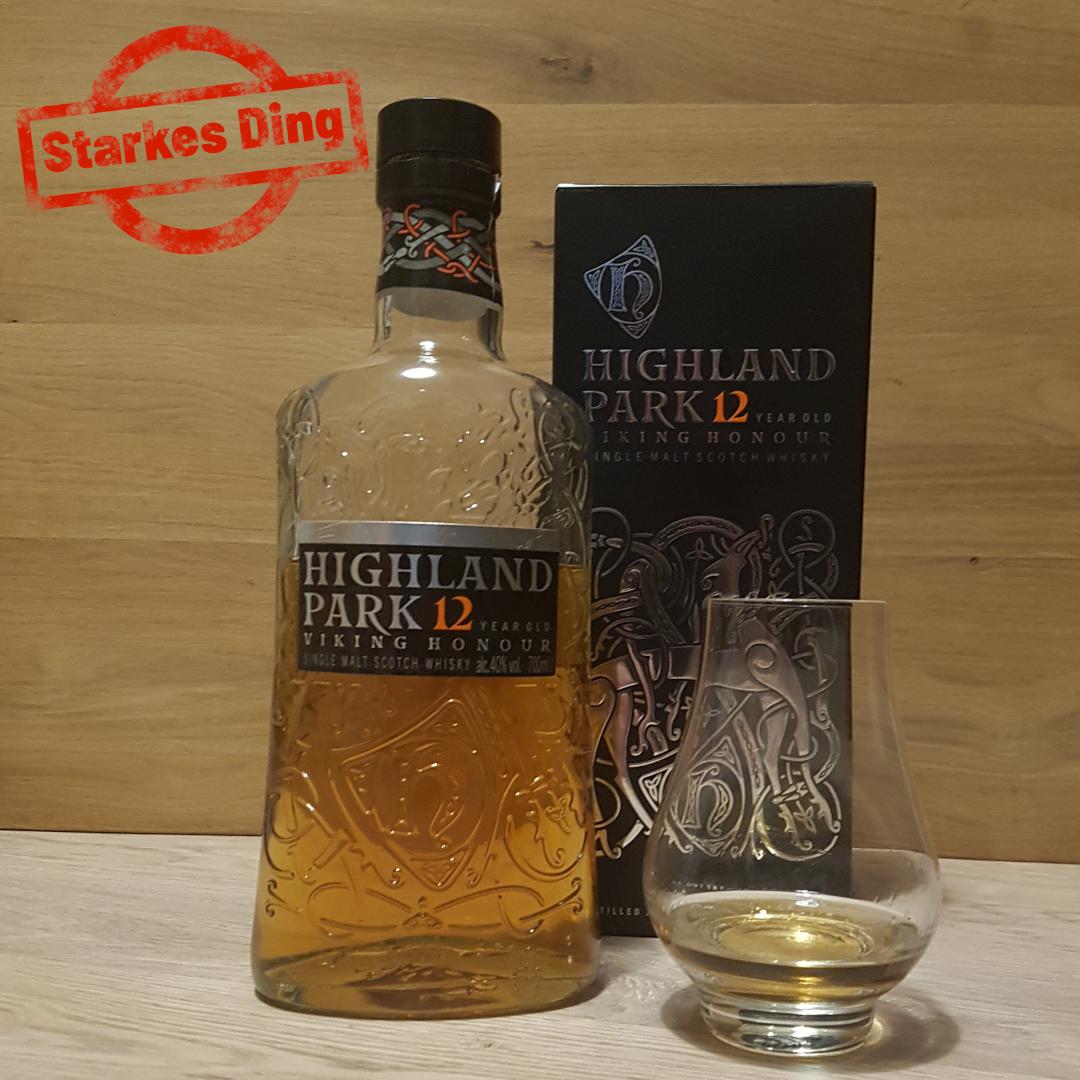 Highland Park 12 Jahre – Whisky