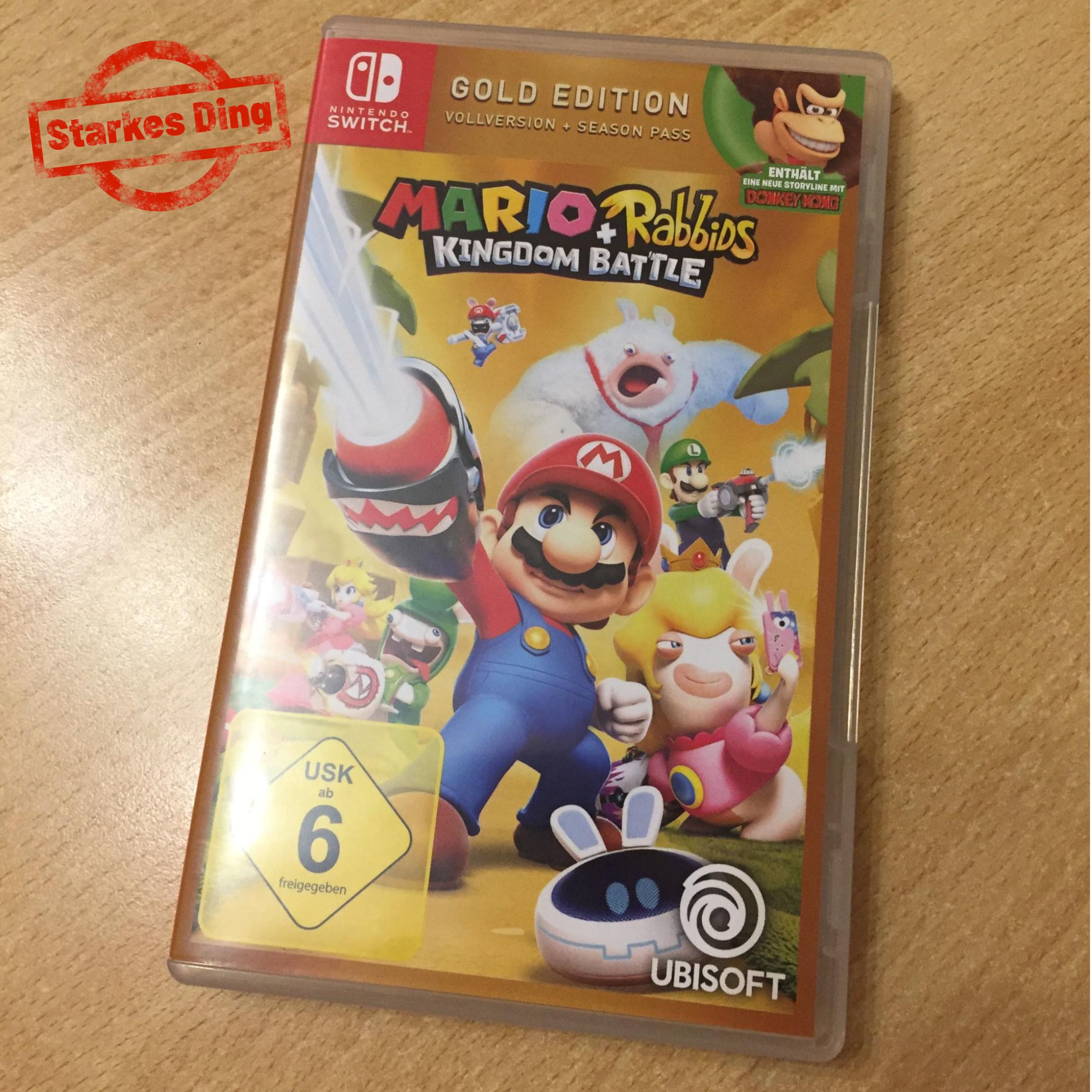 Mario + Rabbids Nintendo