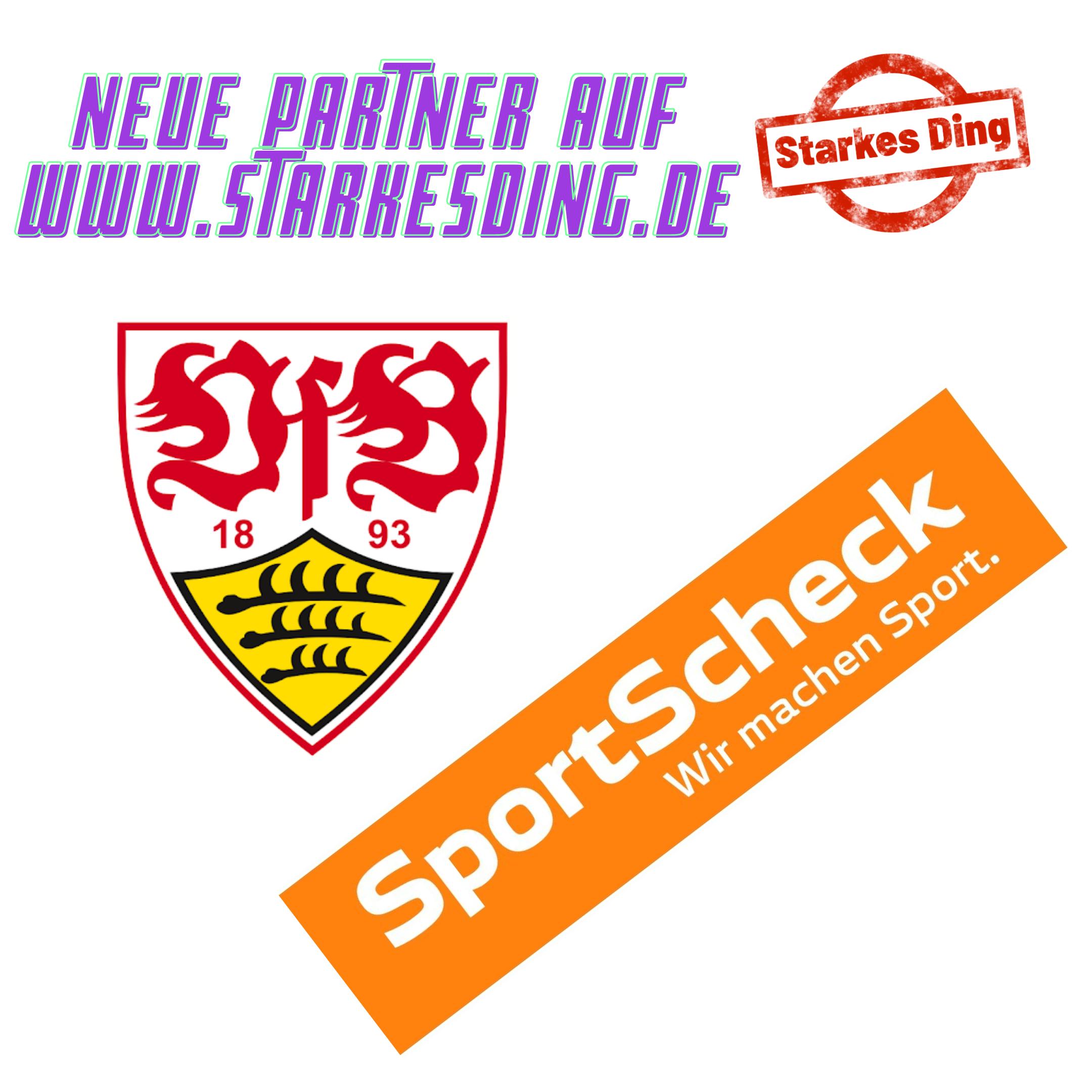 VFB & Sportscheck – neue Partner