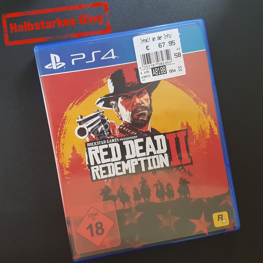 Red Dead Redemption 2 – RDRII