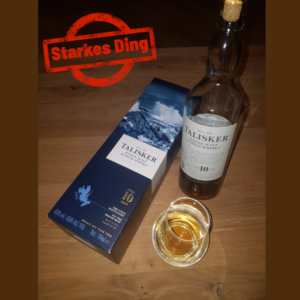 Read more about the article Talisker Whisky 10 Jahre
