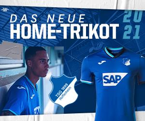 TSG 1899 Hoffenheim – neues Trikot