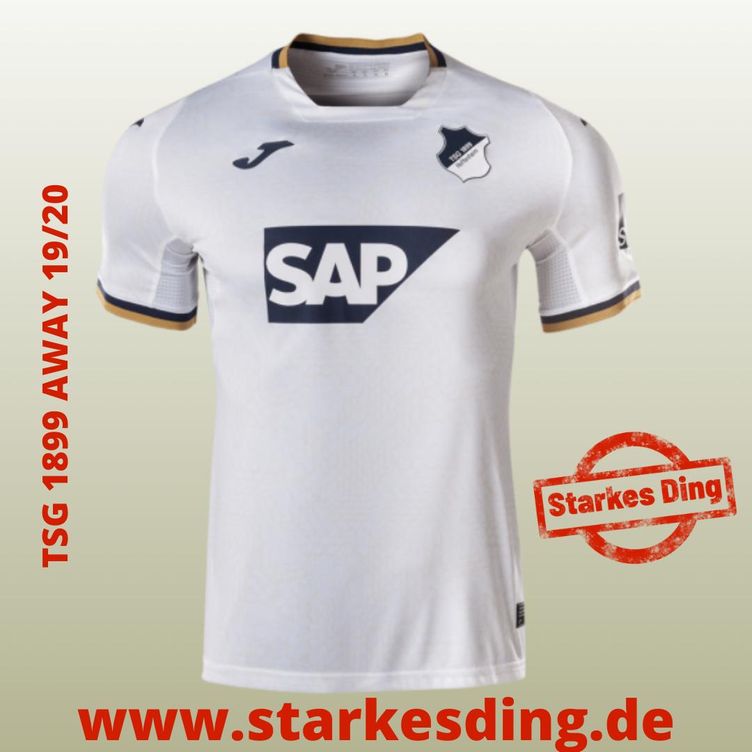 TSG Hoffenheim AWAY Trikot