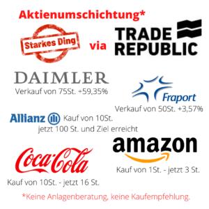 Aktienumschichtung 2020-09-03