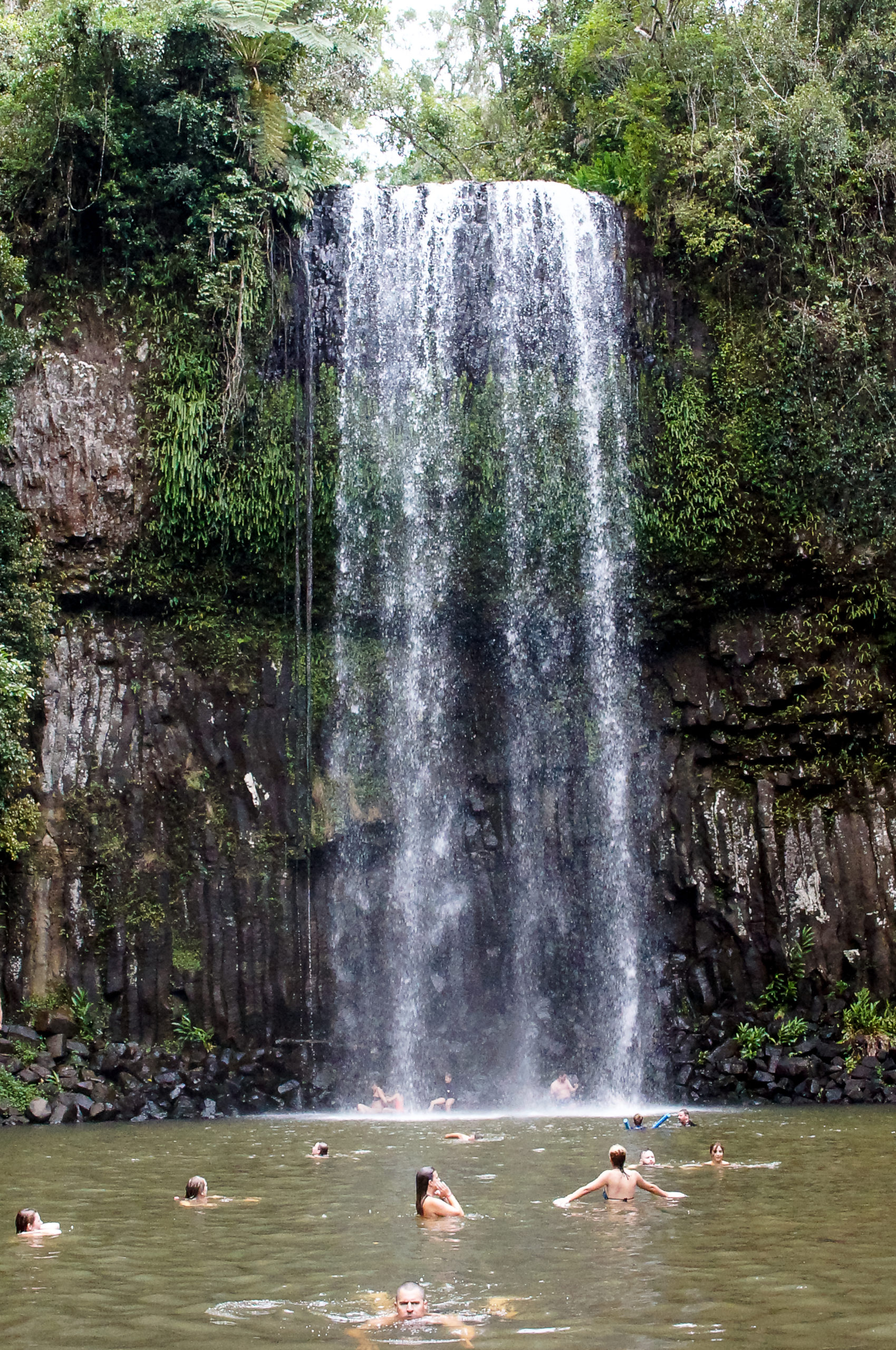 Australien Atherton Tablelands Waterfall Tour