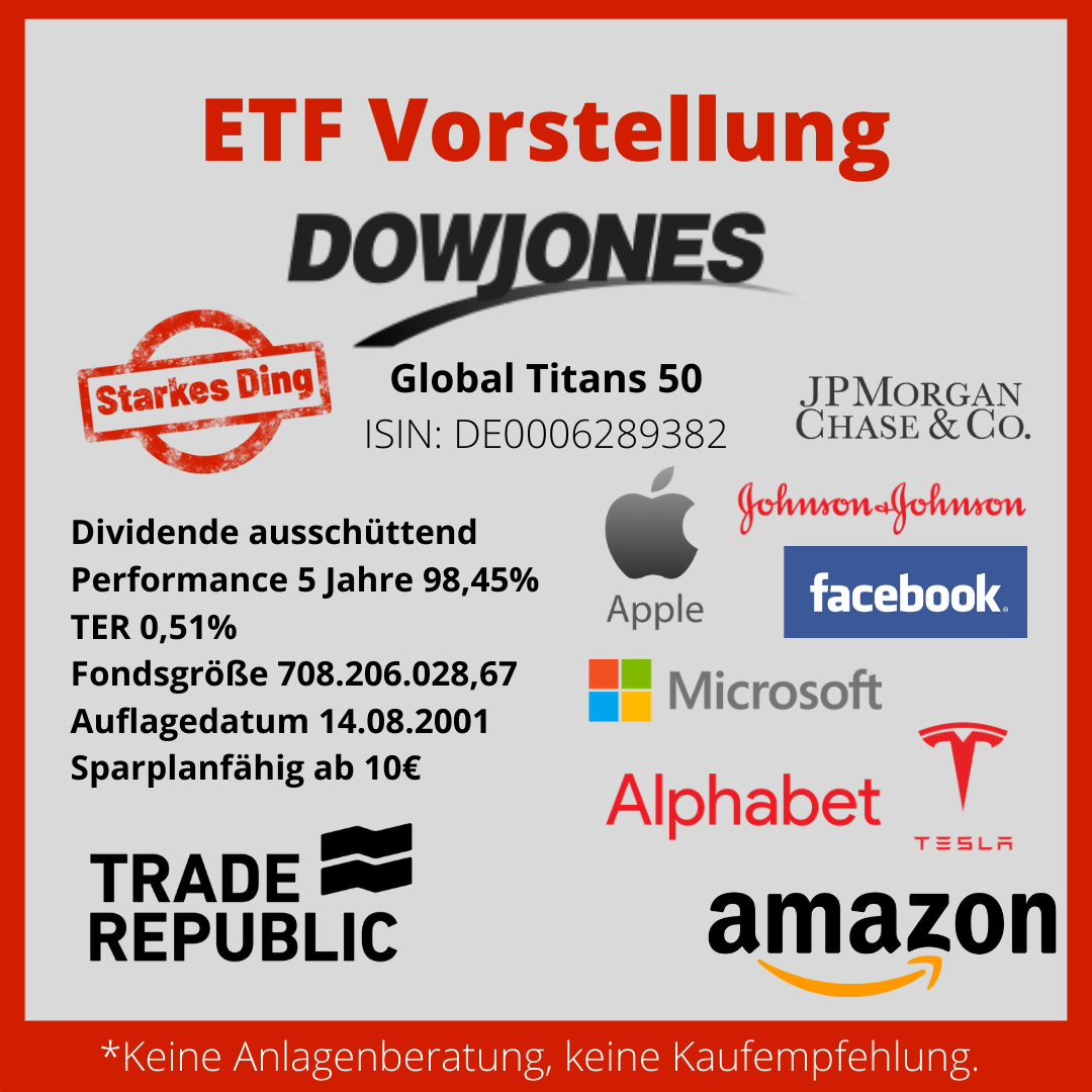 Read more about the article ETF Vorstellung Global Titans
