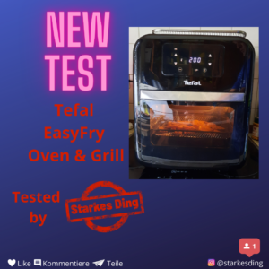 Read more about the article Tefal EasyFry Oven & Grill